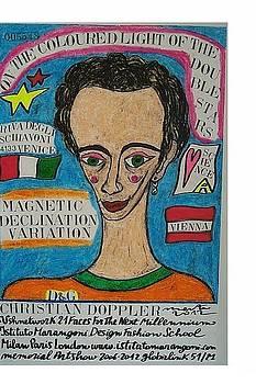 Christian Doppler  by Francesco Martin