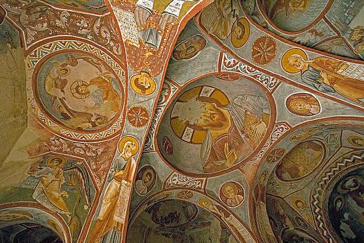 Dennis Cox - Christian fresco 1