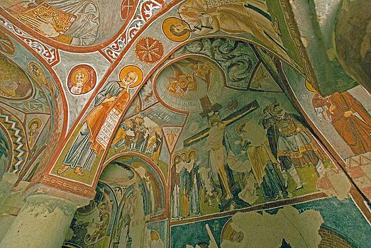Dennis Cox - Christian fresco 2