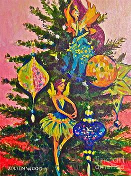 Christmas Angel by Linda Zolten Wood