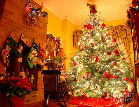 Christmas at Mom and Dad's House  by SCB Captures