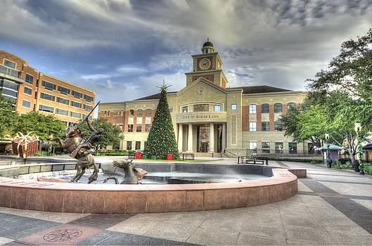 David Morefield - Christmas at Sugar Land City Hall