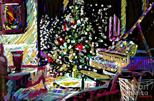 Candace Lovely - Christmas at the Fraum