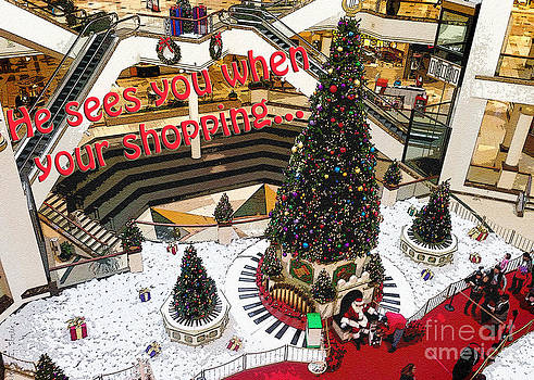 Nancy Stein - Christmas At The Mall