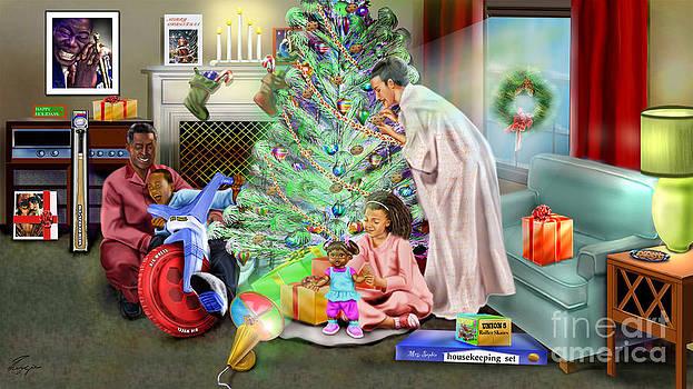 Christmas Back In Da Day by Reggie Duffie