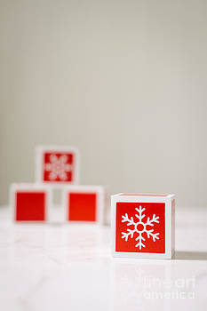 Christmas Blocks by Gillian Vann