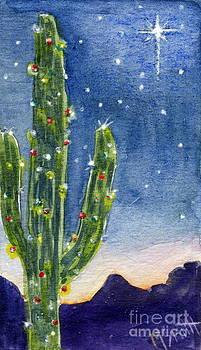 Marilyn Smith - Christmas Cactus