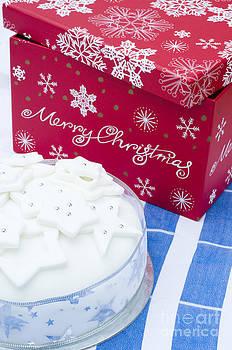 Anne Gilbert - Christmas Cake