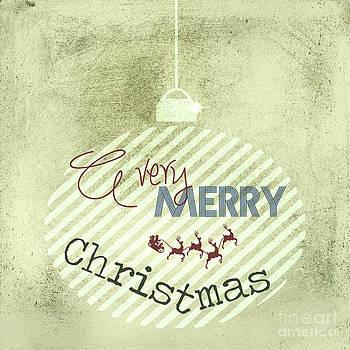 Sophie McAulay - Christmas card