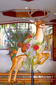 Mary Deal - Christmas Carousel Reindeer