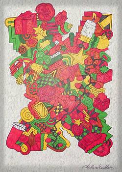 Christmas by Chelsea Geldean