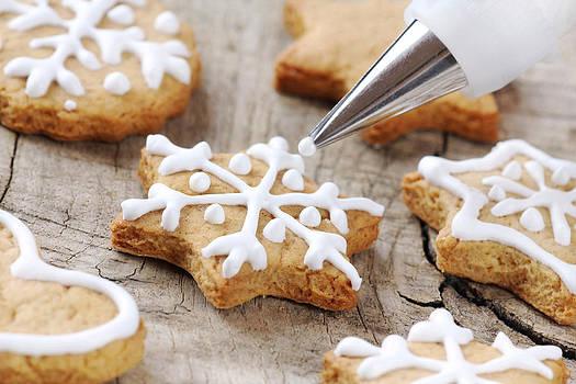 Christmas cookies by Jelena Vasjunina