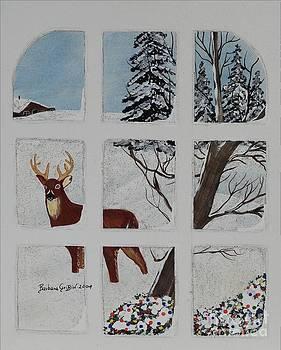 Barbara Griffin - Christmas Deer