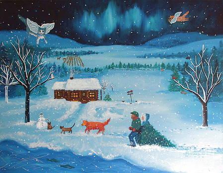 Christmas Dreams by Sherri Anderson