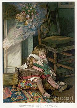 Mary Evans - Christmas Eve Dream