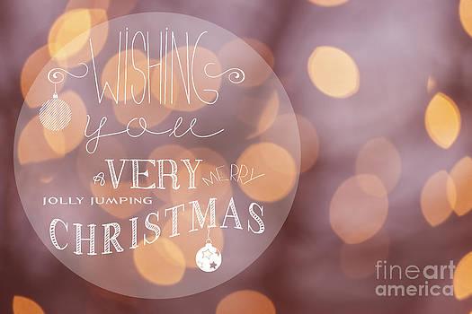 Sophie McAulay - Christmas greeting card
