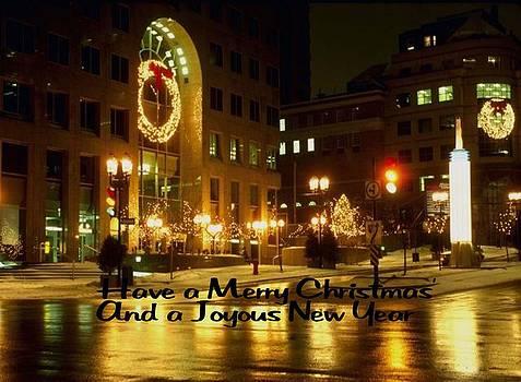 Gary Wonning - Christmas Greeting