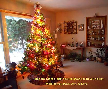 Christmas Greetings by Coleen Harty