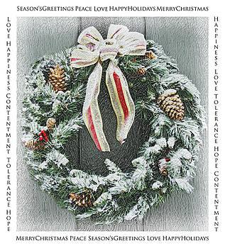 Christmas Greetings by Patrick Derickson