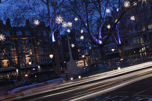 Christmas in Chelsea by Mythic Ink