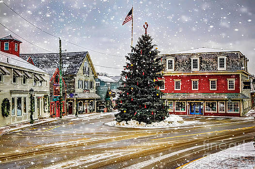 Brenda Giasson - Christmas in Kennebunkport