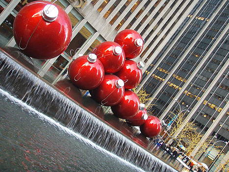 Kimberly Perry - Christmas in NYC