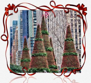 Christmas in the City by Esther Branderhorst