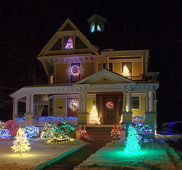 Linda Rae Cuthbertson - Christmas Lights