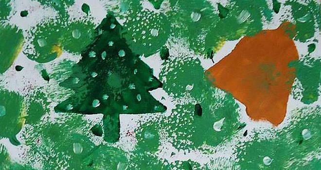 Christmas by Luz Elena Aponte