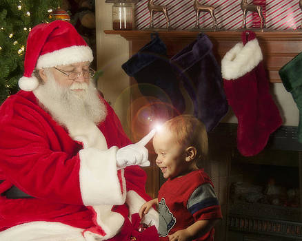 Christmas Magic by Keith Lovejoy