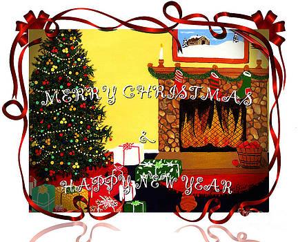 Barbara Griffin - Christmas Memories - Greetings