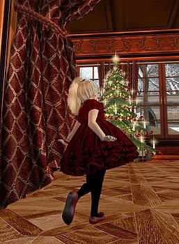 Christmas Morning by Kylie Sabra