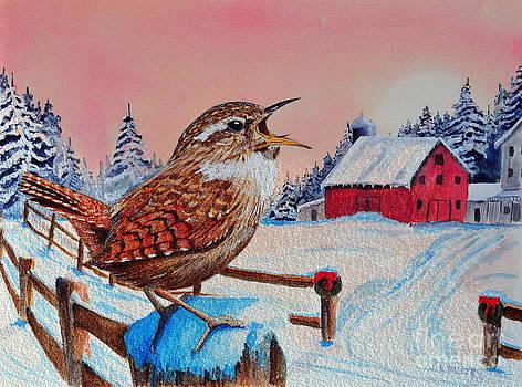 Christmas Morning Reveille by John W Walker