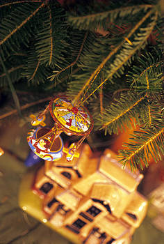 Harold E McCray - Christmas Ornaments III
