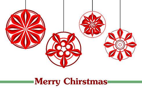 Christmas Ornaments by Joel Dynn Ingel Rabina