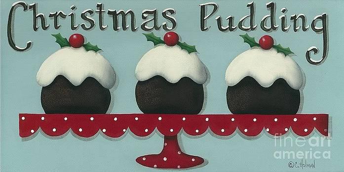 Christmas Pudding by Catherine Holman