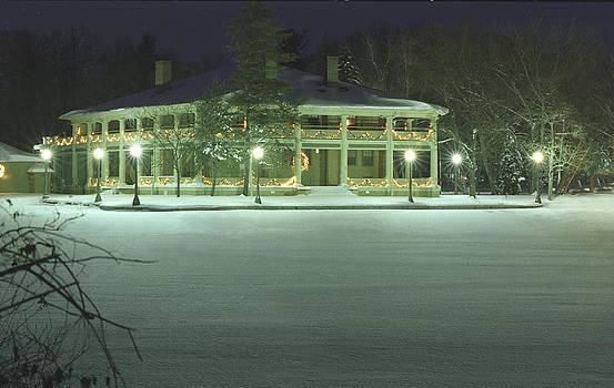 Christmas Snow Casino by Jim Murko