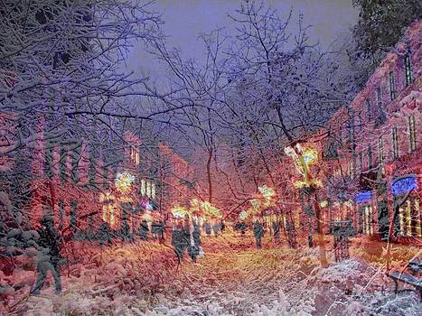 Rick Todaro - Christmas Snow In Lublin