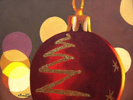 Christmas Sparkle by Kayleigh Semeniuk