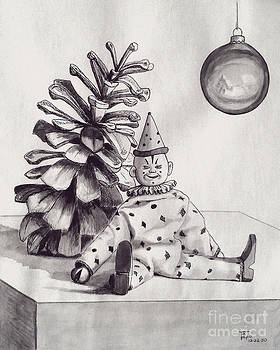 Art By - Ti   Tolpo Bader - Christmas Still Life