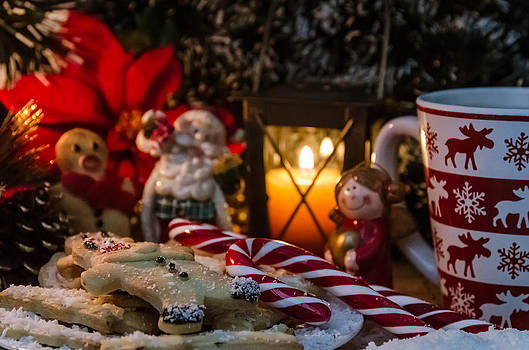 Christmas sweets and cookies. by Slavica Koceva