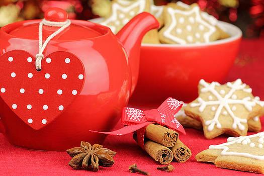 Christmas table by Jelena Vasjunina
