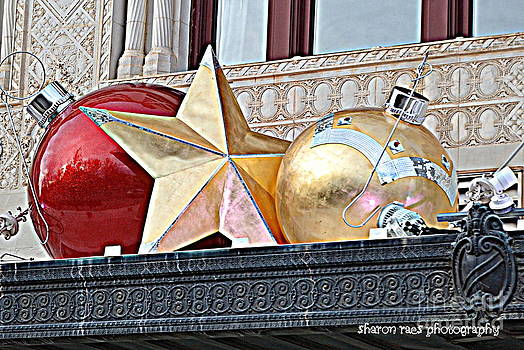 Christmas Time In Okc by Sharon Farris