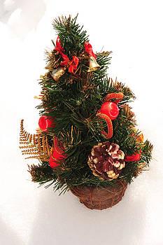 Christmas Tree by Marwan Khoury