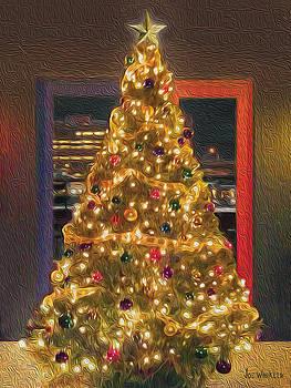 Christmas Tree Number Two by Joe Winkler