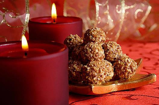 Shere Crossman - Christmas Truffles