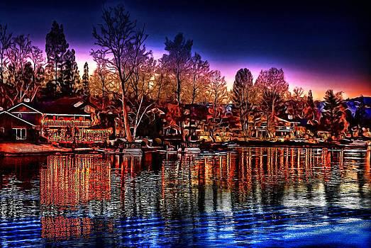 Christmas Twilight by Cary Shapiro
