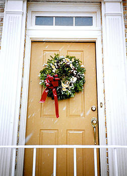 Christmas Welcome by Brenda Ruark