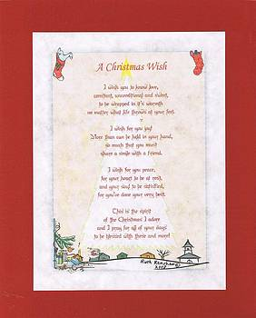 Christmas Wish by Ruth Renshaw