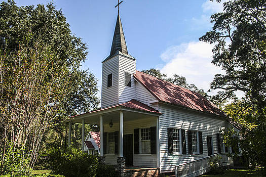Christ's Church Episcopal by Steven  Taylor